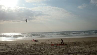 Wind report FR, Biscarrosse Plage (40) du 2010-04-08 16:00:00