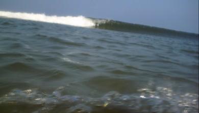Surf report FR, Le Truc vert (33) du 2010-04-10 11:00:00