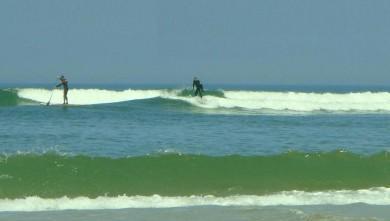 wave report FR, Vieux Boucau (40) du 2010-04-10 11:00:00
