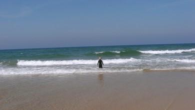 wave report FR, Vieux Boucau (40) du 2010-04-11 12:00:00