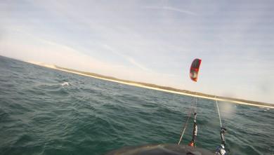 Wind report FR, La Lagune (33) du 2010-04-11 15:00:00