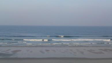 wave report FR, Biscarrosse Plage (40) du 2010-04-13 09:00:00