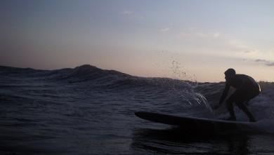 Surf report FR, Lacanau Océan - La Nord (33) du 2010-04-12 19:00:00