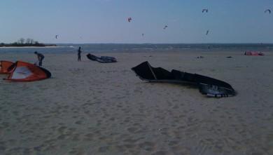 Wind report FR, La Hume (33) du 2010-04-12 14:00:00