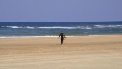 Surf report FR, Vieux Boucau (40) du 2010-04-12 10:00:00