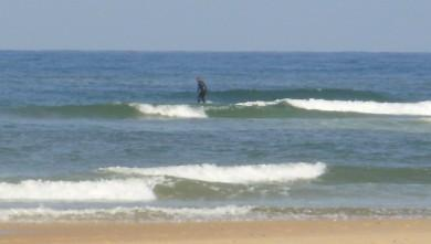 Surf report FR, Vieux Boucau (40) du 2010-04-13 09:00:00