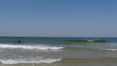 wave report FR, Vieux Boucau (40) du 2010-04-16 13:00:00