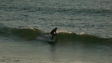 wave report FR, Biscarrosse Plage (40) du 2010-04-18 18:00:00