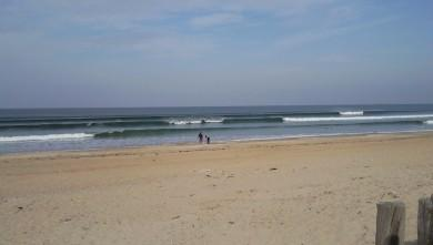 Surf report FR, Penthièvre (56) du 2010-04-22 09:00:00