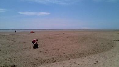 Wind report FR, La Palmyre - Bonne-Anse (17) du 2010-04-26 15:00:00