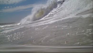 Surf report FR, Montalivet (33) du 2010-04-26 14:00:00