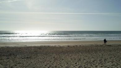Surf report FR, Penthièvre (56) du 2010-04-26 19:00:00