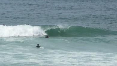 Surf report FR, Lacanau Océan - La Nord (33) du 2010-04-25 17:00:00