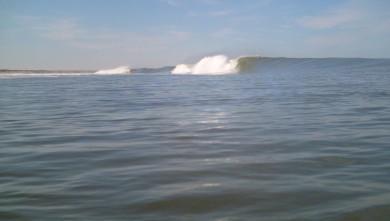Surf report FR, Montalivet (33) du 2010-04-27 10:00:00