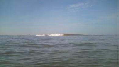 Surf report FR, Soulac - L'Amélie (33) du 2010-04-28 09:00:00