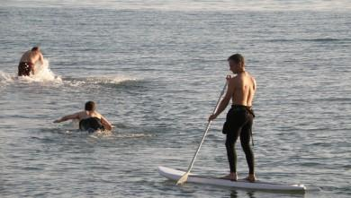 Surf report FR, Plage du Verdon (13) du 2010-04-28 18:00:00