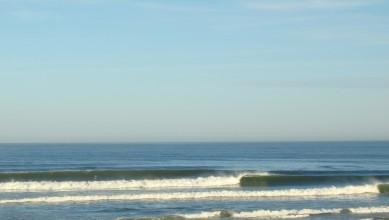 wave report FR, Le Porge (33) du 2010-04-28 17:00:00