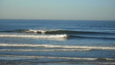 Surf report FR, Lacanau Océan - La Nord (33) du 2010-04-28 07:00:00