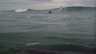 Surf report FR, Lacanau Océan - La Nord (33) du 2010-04-30 19:00:00