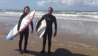 Surf report FR, La Térrière (85) du 2010-05-02 10:00:00