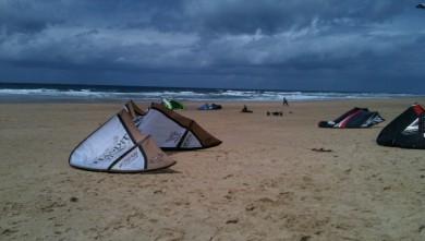 Wind report FR, Lacanau Océan - La Nord (33) du 2010-05-02 13:00:00