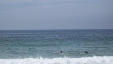Surf report FR, Biscarrosse Plage (40) du 2010-04-25 13:00:00