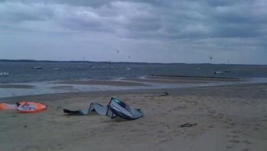 wind report FR, Arcachon - Les Arbousiers (33) du 2010-05-04 15:00:00