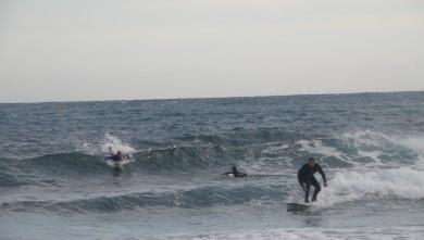 Surf report FR, L'Arquet (13) du 2010-05-06 19:00:00