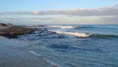 wind report ES, El Burro Bahía - Fuerteventura (ES) du 2010-05-06 18:00:00
