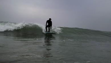 Surf report FR, Carcans Océan (33) du 2010-05-09 08:00:00