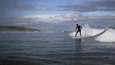Surf report FR, Carcans Océan (33) du 2010-05-15 07:00:00