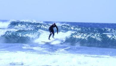 Surf report FR, Sausset les Pins - Plage du Port (13) du 2010-05-15 10:00:00