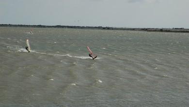 wind report FR, Leucate - Les Pêcheurs (11) du 2010-05-16 09:00:00
