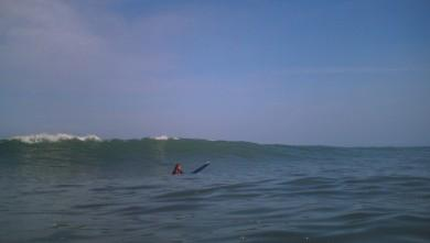 Surf report FR, Soulac sur Mer (33) du 2010-05-18 09:00:00