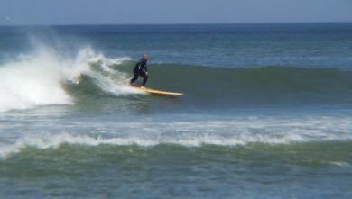 Surf report FR, Soulac sur Mer (33) du 2010-05-22 10:00:00