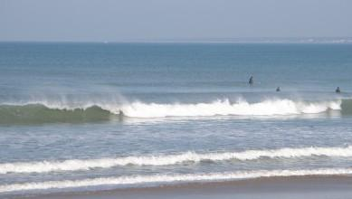Surf report FR, La Térrière (85) du 2010-05-22 09:00:00
