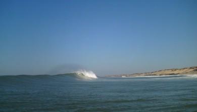 Surf report FR, Soulac sur Mer (33) du 2010-05-23 09:00:00