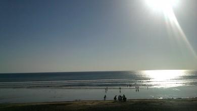 Surf report FR, Plage des Dunes (85) du 2010-05-23 18:00:00