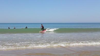 Surf report FR, La Térrière (85) du 2010-05-24 11:00:00