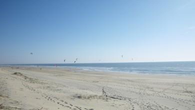 wind report FR, Biscarrosse Plage (40) du 2010-05-21 19:00:00