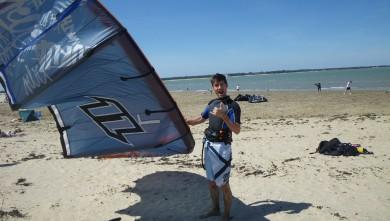 Wind report FR, Plage du Galon d'Or (17)