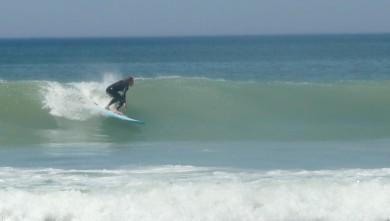 wave report FR, Carcans Océan (33) du 2010-05-22 11:00:00