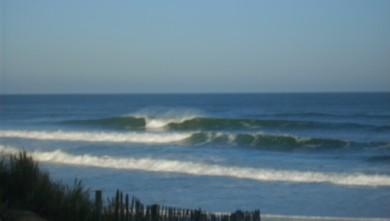 Surf report FR, Lacanau Océan - La Nord (33) du 2010-06-03 06:00:00