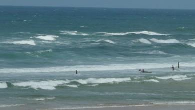 Wind report FR, Mimizan - Plage Garluche (40) du 2010-06-12 15:00:00