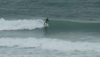 Surf report FR, Carcans Océan (33) du 2010-06-15 17:00:00
