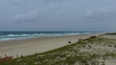 Wind report FR, Mimizan - Plage Garluche (40) du 2010-06-19 15:00:00