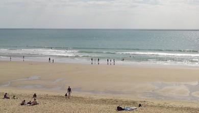 Surf report FR, La Térrière (85) du 2010-06-20 15:00:00