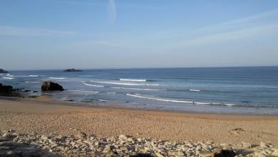 wave report FR, Quiberon - Port Blanc (56) du 2010-06-22 08:00:00