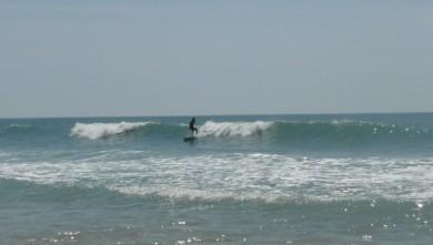 Surf report FR, Carcans Océan (33) du 2010-06-24 14:00:00