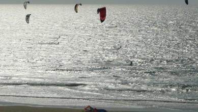 Wind report FR, Biscarrosse Plage (40) du 2010-06-24 19:00:00